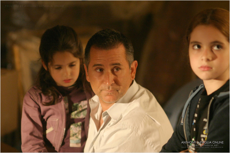 Jack Malone et ses filles Kate et Anna